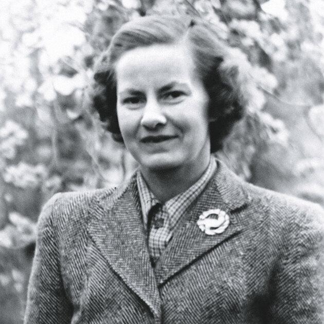 Хильда Хьюм