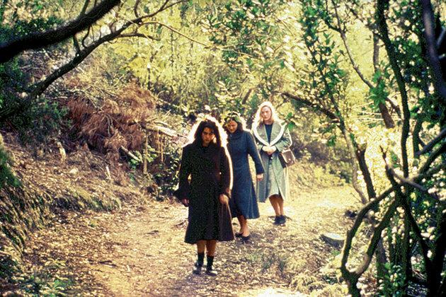 Кадр из фильма «Небесные создания»