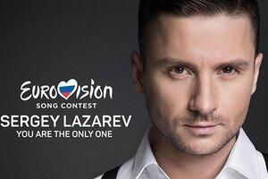 Видео: песня Сергея Лазарева для «Евровидения» стала популярной в мире