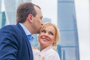 Ирина Ортман вышла замуж за работника спецслужб