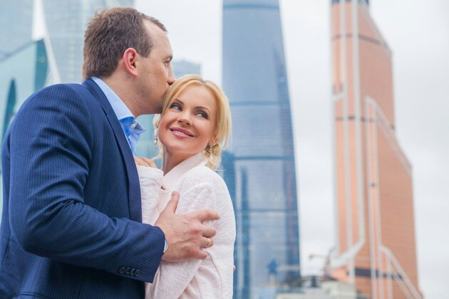 Ирина Ортман, Роман Бабкин