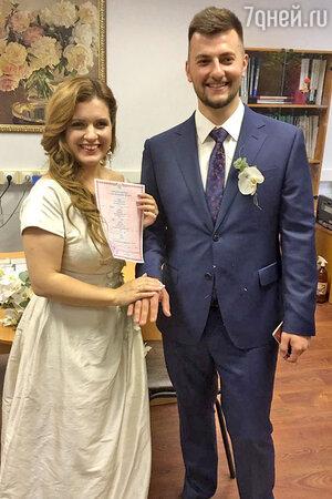 Анастасия Денисова и Богдан Осыка