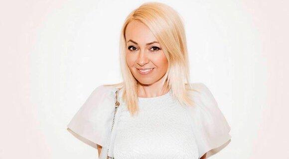 Яна Рудковская завела охотничьих собак