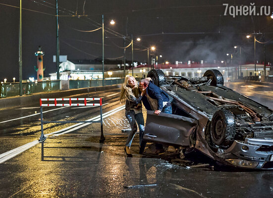 ...и дорогах Санкт-Петербурга