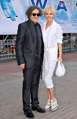 Валерия и Горан Брегович спели дуэтом