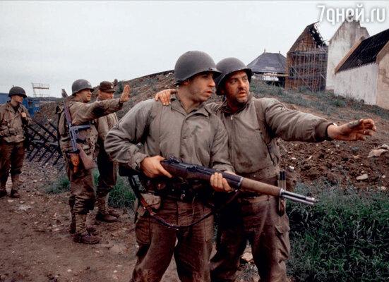 Первая роль, за которую Вин Дизель получил гонорар, — в фильме Стивена Спилберга «Спасти рядового Райана»