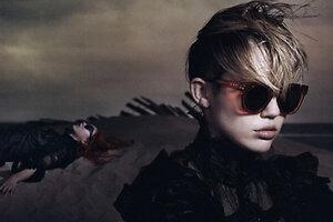 Майли Сайрус снялась в рекламной кампании Marc Jacobs