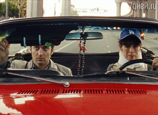 Кадр из фильма «Американец»