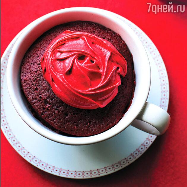 Пирожное «Красный бархат»: рецепт от кондитера Мимы Синклер