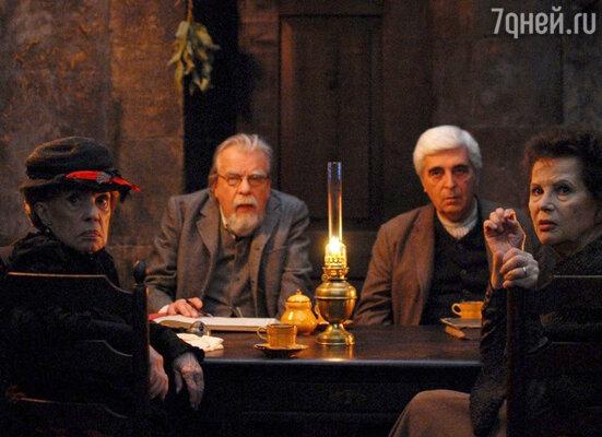В специальной программе кинофестиваля «Fuori Сoncorso» особое внимание будет уделено фильму Мануэля Де Оливейра «Габо и тень». Кадр из фильма