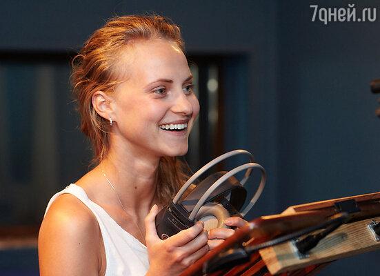 Фея-мастерица Динь-Динь снова заговорила голосом актрисы театра и кино Анны Бегуновой