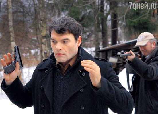 Евгений Дятлов — опер Коля Дымов, сериал «Улицы разбитых фонарей-9»