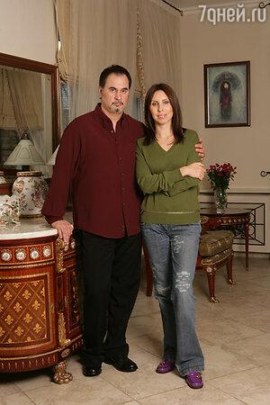 Валерий Меладзе и его супруга Ирина разводятся после 18 лет брака