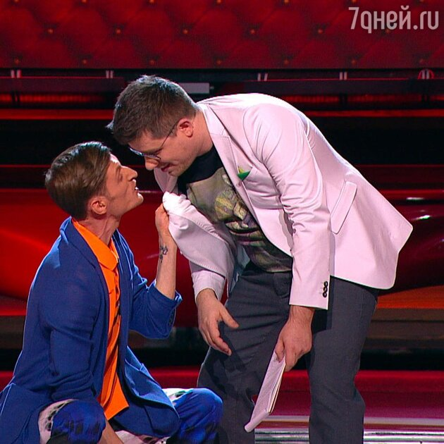Гарик Харламов и Павел Воля