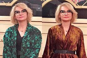 Образ дня: Эвелина Хромченко в Iva Daria Nova