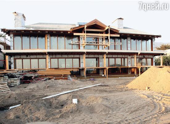 Строительство «умного» дома в разгаре