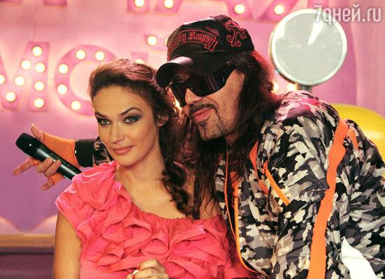 Богдан Титомир и Алена Водонаева