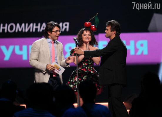 Андрей Малахов, Наташа Королева и Сергей Астахов