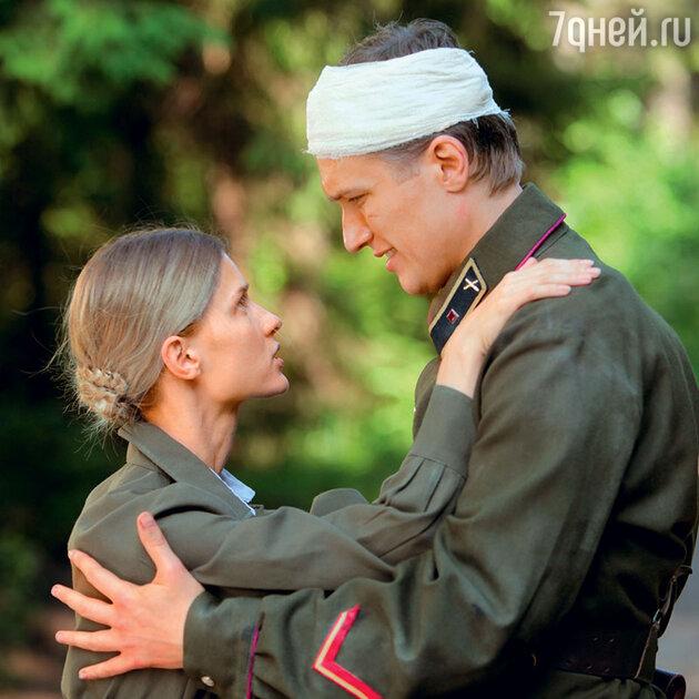 Светлана Иванова и Анатолий Руденко