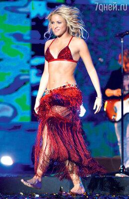 В райдере певицы Шакиры, любящей выступать босиком, отдельной строкой часто стоит требование: сцена должна сверкать чистотой