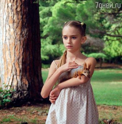 Кадр из фильма «Юленька»