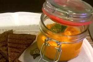 Икра из помидоров и яблок: рецепт от шеф-повара Руслана Шмидова