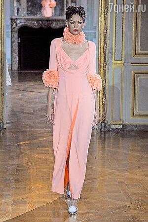 Показ Ulyana Sergeenko Couture