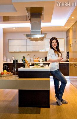 В вопросах оформления у Ани с Муратом были одинаковые требования к дизайнеру: больше света и воздуха!