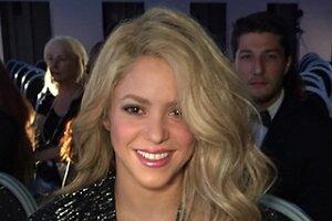 Шакира показала фото без макияжа