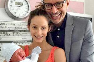 Джефф Голдблюм впервые стал отцом в 62 года