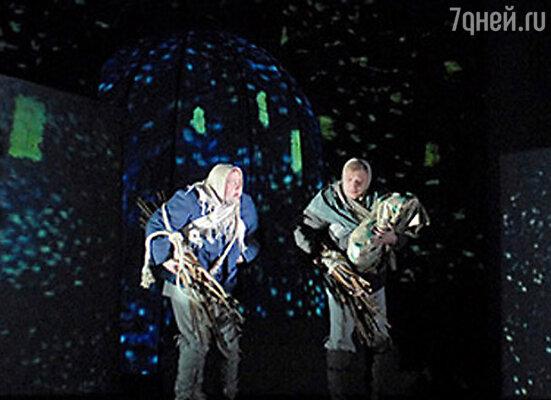Пьеса «Алинур» в Театре юного зрителя