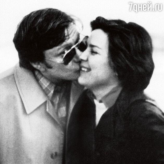 Лариса Голубкина и Андрей Миронов