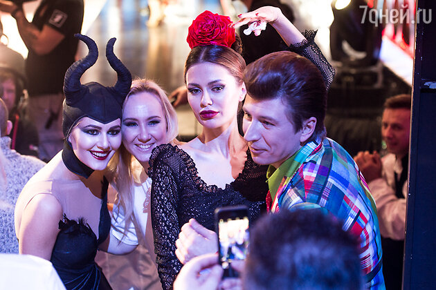 Мария Кожевникова, Виктория Боня, Алексей Ягудин