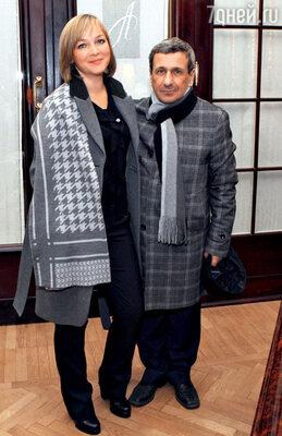 Борис и Светлана Смолкины