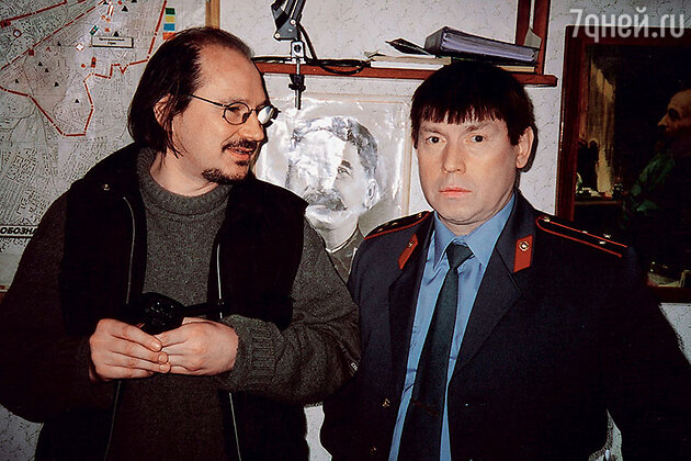 Виктор Сухоруков и Алексей Балабанов