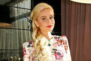 «Блестящие», Волочкова и Стоцкая пришли на день рождения салона красоты