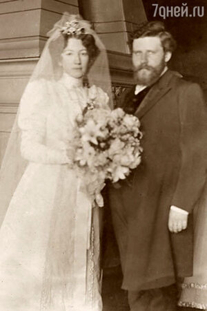 Свадьба Максимилиана Волошина и Маргариты Сабашниковой