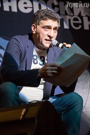 Тигран Кеосаян на «Пионерских чтениях»