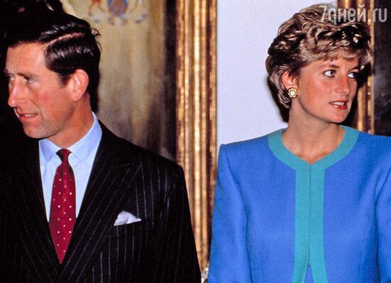 Даже когда семейные отношения Чарльза и Дианы потерпели крушение, королева не разрешала им разводиться