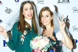 Наталия Лесниковская выдает замуж подруг