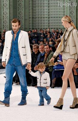 Неподражаемый Карл намеревается заразить «шанелеманией» всех модников — от мала до велика