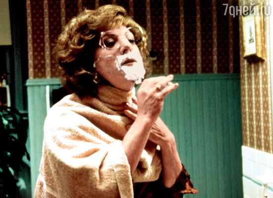 Кадр из фильма «Тутси». 1982 г.