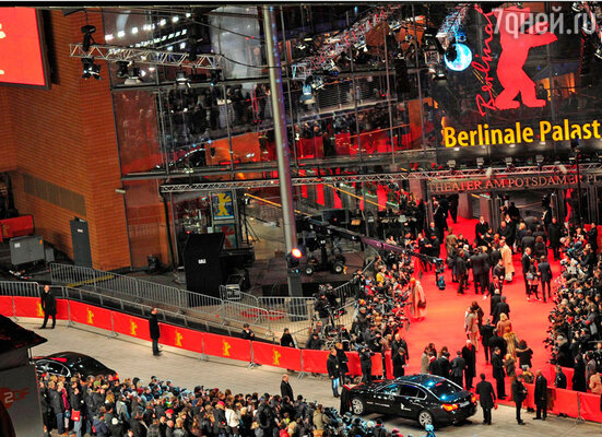 Традиционной раздачей призов закончился в Берлине 62-й международный кинофестиваль