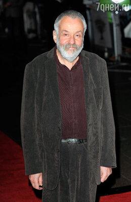 Председатель жюри кинофестиваля британский режиссер Майк Ли