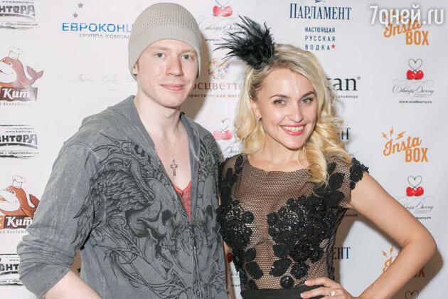 Никита Пресняков и Анна Городжая