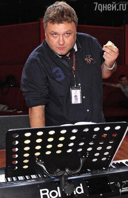 Телеведущий Сергей Майоров - один из авторов телевизионного кастинг-шоу