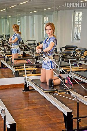 «Я всегда корректирую свое дневное меню в зависимости от физической нагрузки. Сходила в спортзал — могу позволить себе на ночь пирожное»