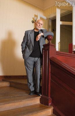 Дом прадеда Александра Шалвовича, знаменитого изобретателя, который московское правительство отдало Пороховщикову в аренду, потребовал огромных вложений