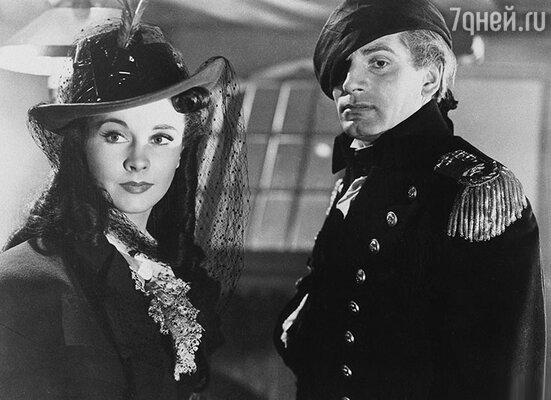 В их первую встречу, в 1793-м, Горацио не произвел на Эмму того впечатления, которое произвел пятью годами позже. Кадр из фильма «Леди Гамильтон», 1941 г.