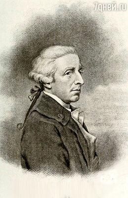 Сэр Уильям Гамильтон, английский посол в Неаполе, был более чем вдвое старше своей супруги